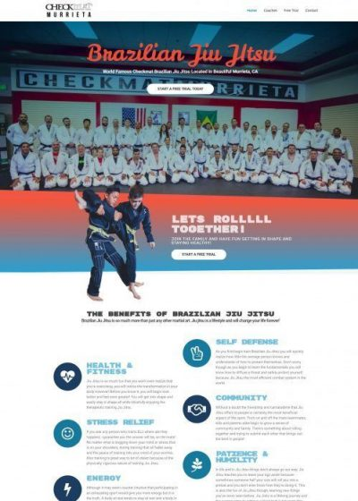 website design temecula brazilian jiu jitsu gym (1)