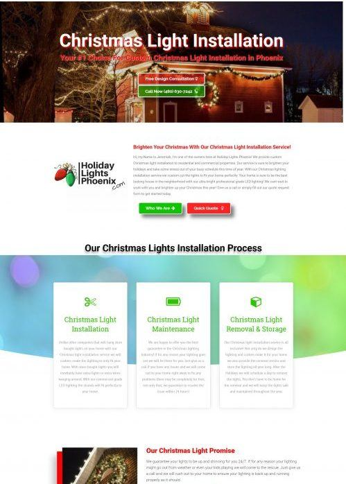 website design temecula christmas light installation (1)