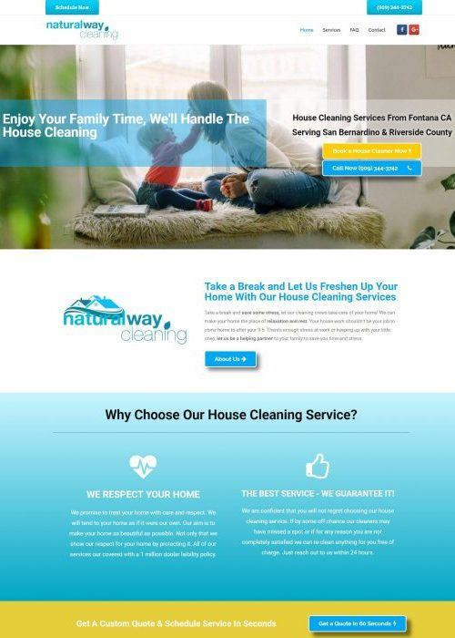 website design temecula house cleaning service (1)